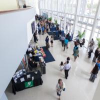 Ocean Bank Convocation Center  – LobbyLobby