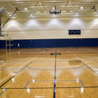 North Basketball Court