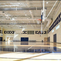 South Basketball Court